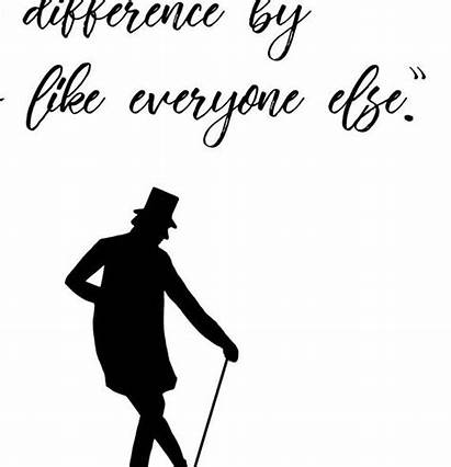 Showman Greatest Difference Ever Printable Quotes Barnum