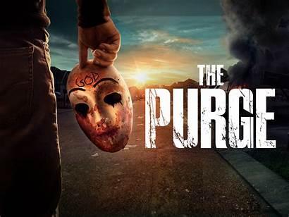 Purge Mask Wallpapers Season Prime God Forever
