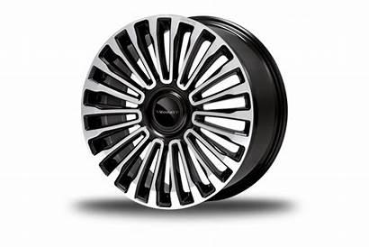 Cs Wheel Mansory Mulsanne Series Alloy Cs11