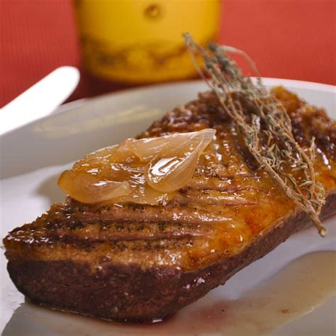 cuisine canard recette magret de canard au miel cuisine madame figaro