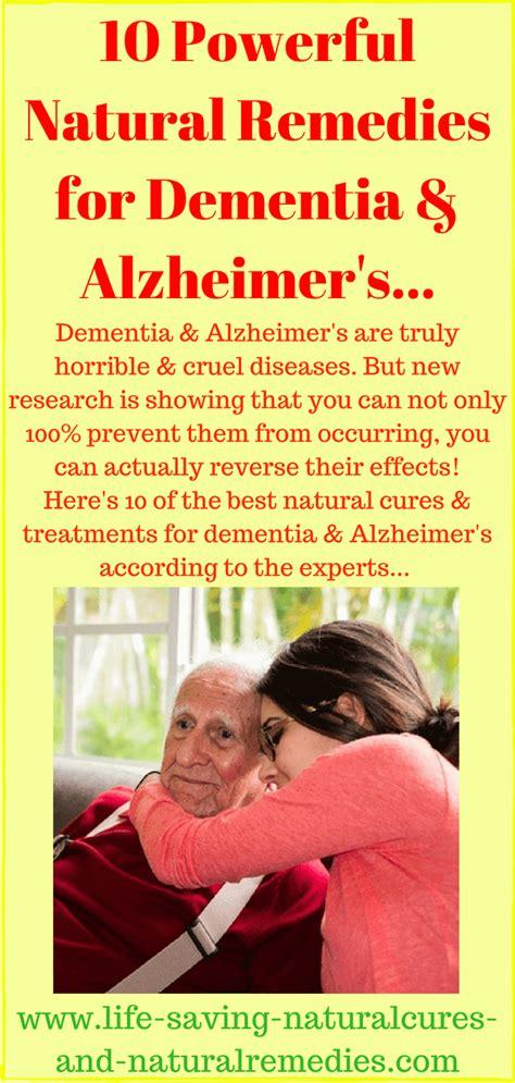 wow  proven natural remedies  dementia alzheimers