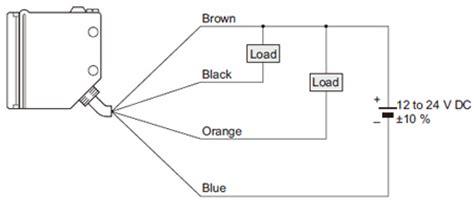 Robust Photoelectric Sensor Circuit Wiring