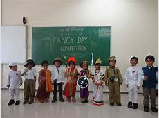 Fancy Dress Competition Vydehi School