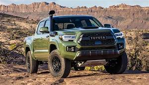 2020 Toyota Tacoma Trd Pro Army Green Colors  Release Date