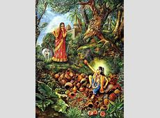 Chaitanya Mahaprabhu ISKCON Desire Tree Devotee Network