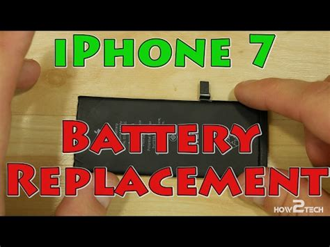 iphone  battery replacement ripped adhesive youtube