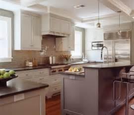 raised kitchen island raised breakfast bar design ideas