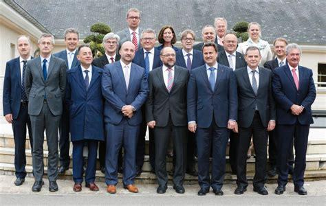 La Conférence Des Présidents Rencontre Le Gouvernement