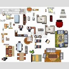 Furniture Plan View  Google Search  Templates