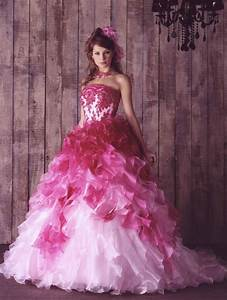 i heart wedding dress hot pink wedding dress With pink dresses for wedding