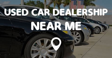 car dealership   points