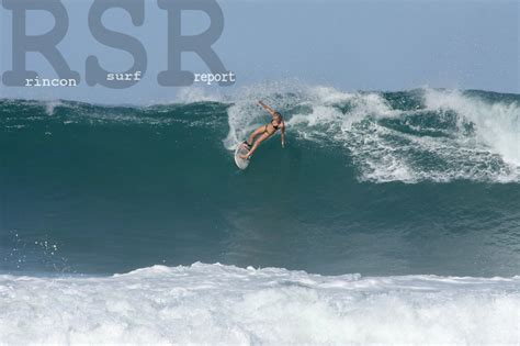 Rincon Surf Report and Wave Forecast for Puerto Rico ...