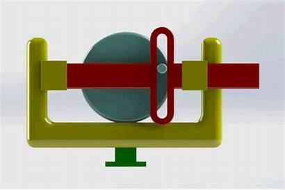 Mechanism Mechanical Motion Engineering Yoke Scotch Types