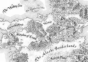 Ethantis - Fantasy Map by Cirias on DeviantArt
