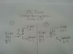 Ebl Flash- Is A 2 Step Rev Limiter Possible