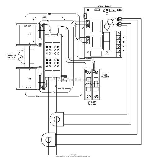 generac ats wiring diagram free wiring diagram