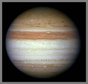 Jupiter - Educational facts and history of the planet Jupiter.
