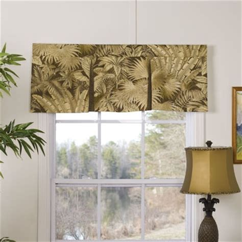 Tropical Window Curtains by Tropical Ideas For Window Treatments