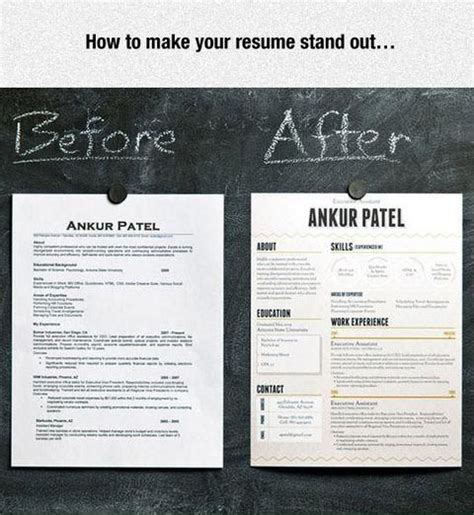 make your resume stand out productivity adulting and