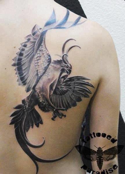 tatouage de phoenix  tattoo tatouage phoenix