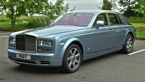 Personalised number plate mrr 168w included in sale, unique park view velvet interior, good condi. 2016 Rolls-Royce Phantom 7 for Sale - Dyler