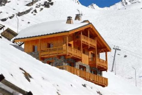 high standard chalet 6 10 pers in val thorens