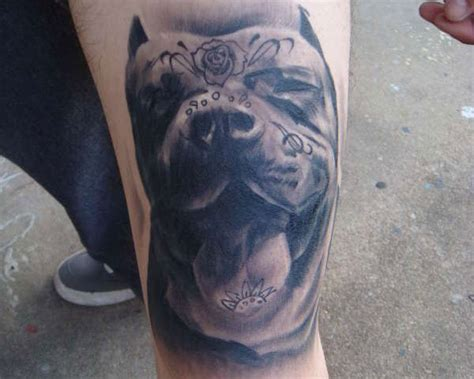 100's Of Dog Tattoo Design Ideas Picture Gallery