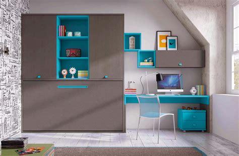 bureau de chambre ado chambre ado garcon avec lit coffres 2017 et bureau chambre