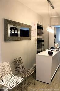 Aménagement D Un Salon : am nagement d 39 un institut de beaut adelia verdiel c t ~ Zukunftsfamilie.com Idées de Décoration