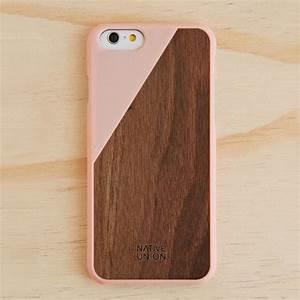 Coque Rose Iphone 6 : coque iphone 6 wooden rose ~ Teatrodelosmanantiales.com Idées de Décoration
