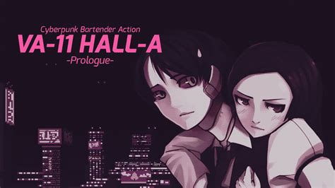 va11 halla prologue trailer youtube