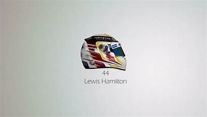 Hamilton Lewis Helmet Wallpapers