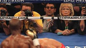 Embattled boxing judge CJ Ross takes indefinite leave of ...
