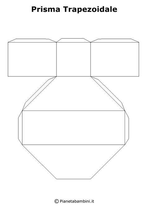 figure geometriche solide da ritagliare sviluppo dei solidi figure geometriche da stare e