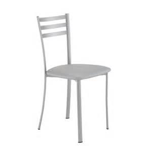 chaise de cuisine chaise de cuisine grise louise cuisissimo
