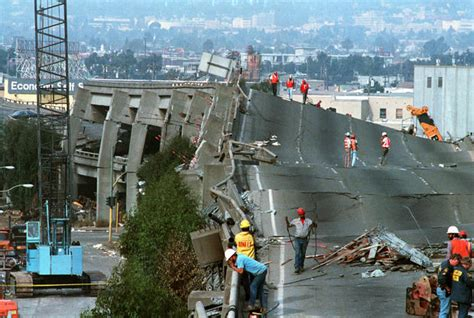 oakland bay area earthquake  years  pictures
