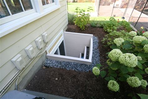 Basement Egress Windows  Design Build Planners. Kitchen With Light Cabinets. Kitchen Cabinets With Hardware Pictures. Kitchen Cabinets Home Depot Vs Lowes. Kitchen Storage Cabinets