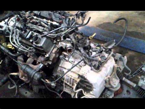 How Change Starter Ford Taurus Youtube