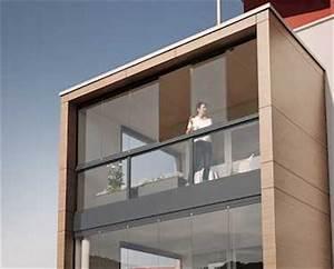 Schiebefenster Für Balkon : balkon glasfassade glasschiebet ren ~ Watch28wear.com Haus und Dekorationen