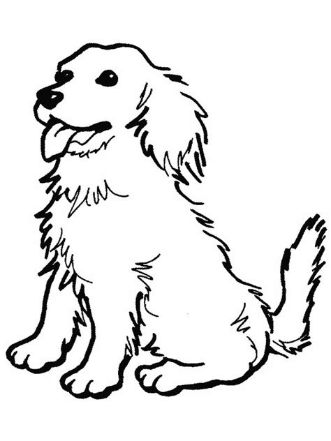 dog coloring pages   coloring page