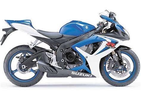 Suzuki Gsx-r600 (2006-2007) Review