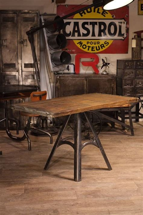 bureau industriel vintage best 20 bureau ancien ideas on tables de
