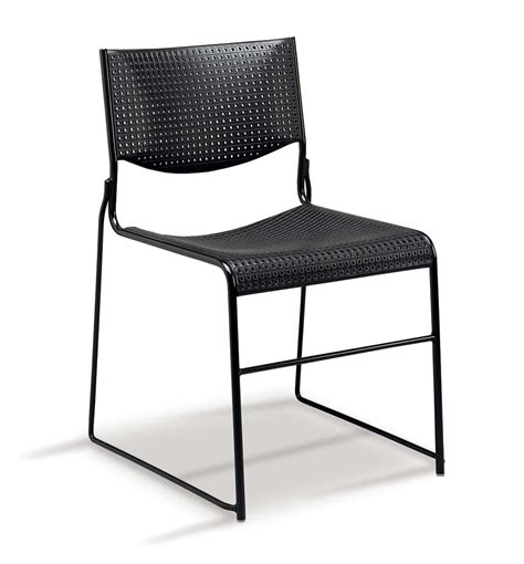 metal stacking chairs for aesthetic value