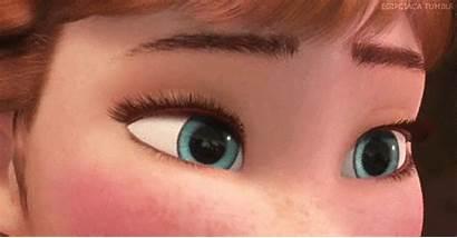 Anna Frozen Princess Disney Eyes Gifs Posts
