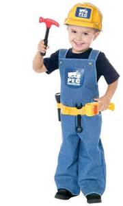 Construction Worker Toddler Costume