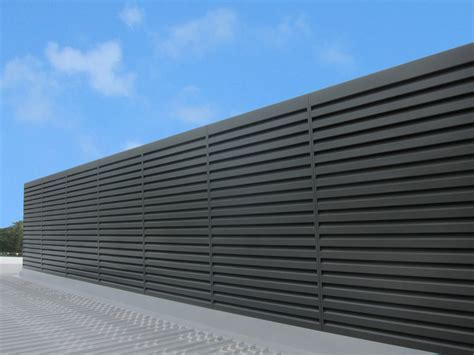 Akinco : Product : Acoustic Louvers