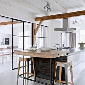 Des idees pour creer une cuisine scandinave marie claire for Idee deco cuisine avec table de cuisine scandinave