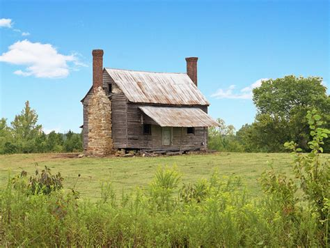 Old Country Farm House Photograph By Mike Covington