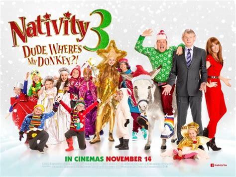 empire cinemas film synopsis nativity  dude wheres
