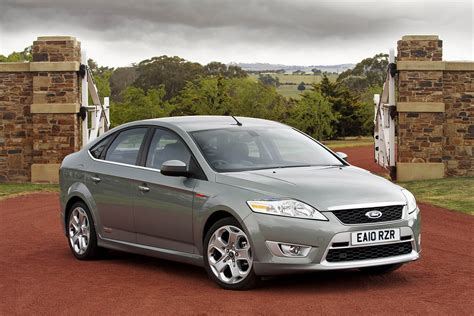 2010 ford mondeo comes with improved engine range and equipment